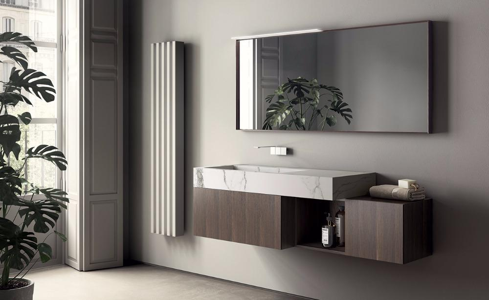 Mobili Componibili Bagno Simple Bagni Design Outlet With