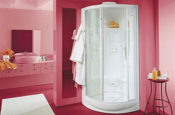 Box doccia con idromassaggio Yeres  Jacuzzi