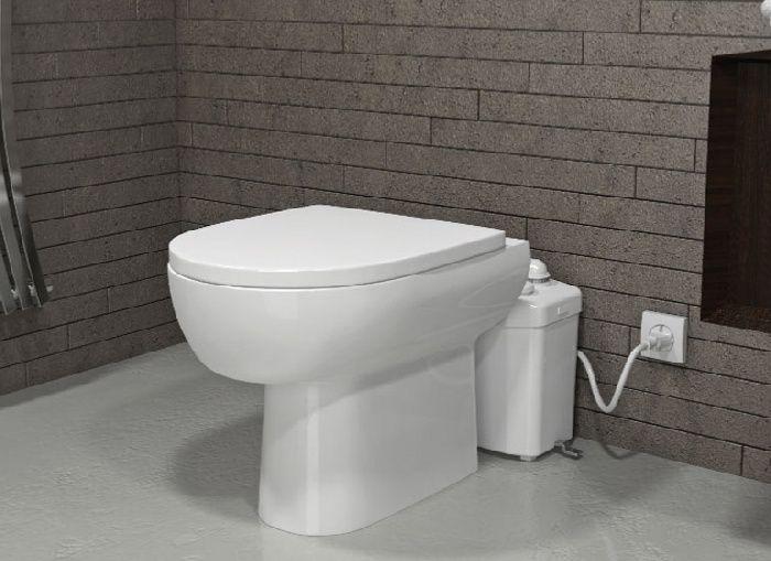 Wc Con Doccia Incorporata In tank il wc della roca con la