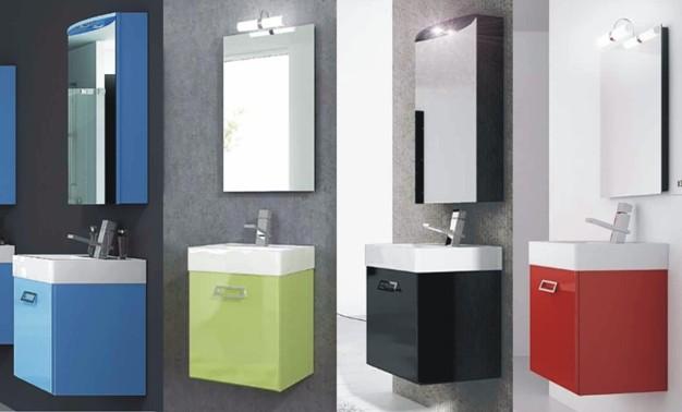 Modern Bathroom Vanity Available 20 Colours