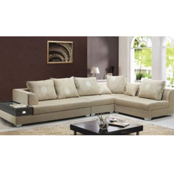 Divano soggiorno Magnolia 340cm arredamento moderno color