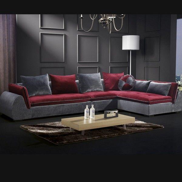 Divano soggiorno Beatrice 360cm arredamento moderno