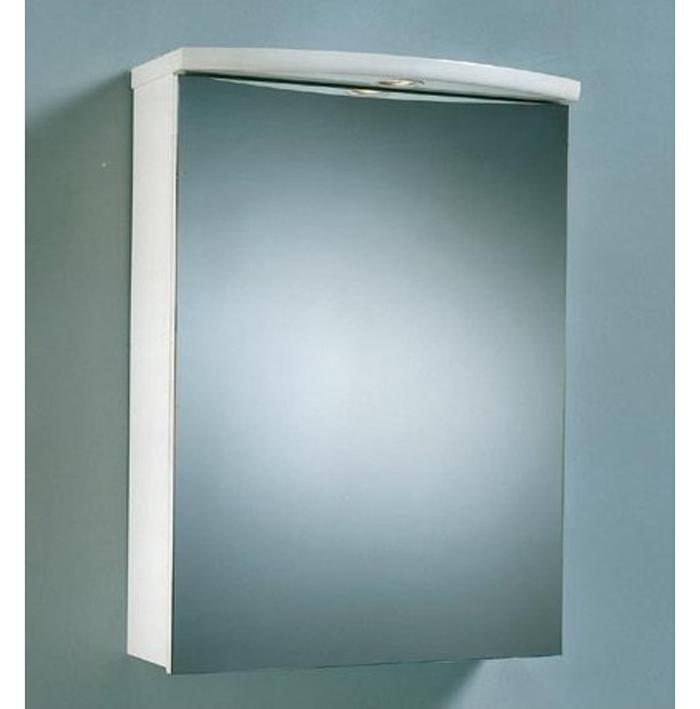 Specchiera contenitore da bagno 80x50 disponibile in 20