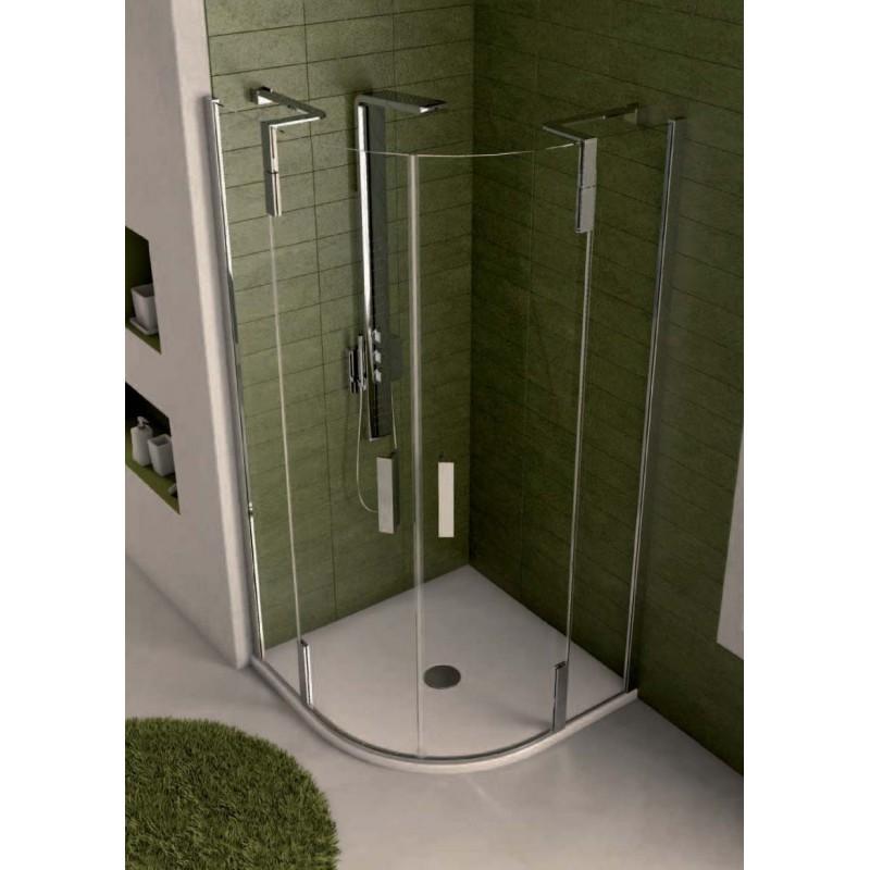IDEAL STANDARD Tonic R cabina doccia ad angolo curvo