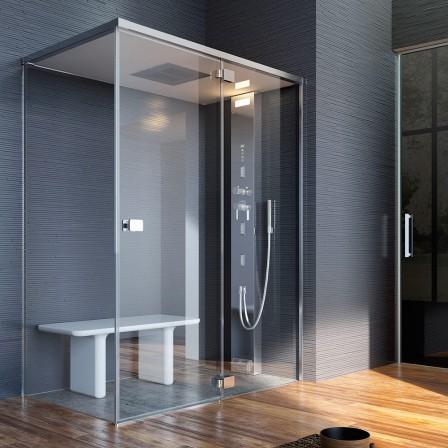 GLASS Noor Steam cabina doccia multifunzione  Bagnolandia