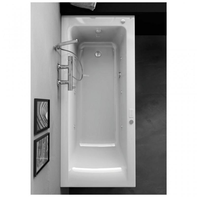IDEAL STANDARD Connect vasca idromassaggio rettangolare