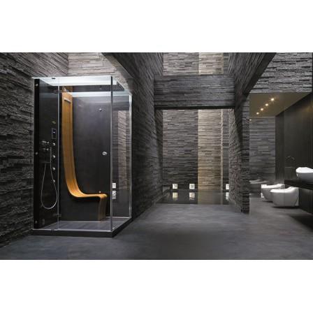Cabina doccia con bagno turco Jacuzzi Omega  Bagnolandia