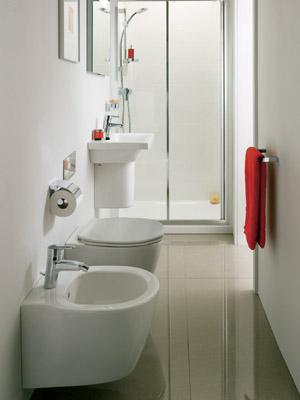 Le dimensioni dei sanitari ideali per il tuo bagno piccolo