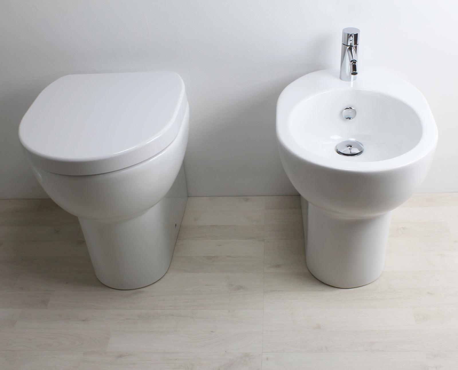 Sanitari bagno piccoli 45 M2