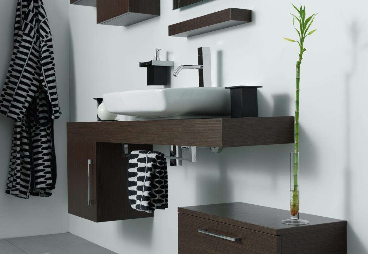 Piano per lavabo TOPH10 cm SLIM
