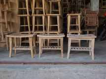 Teak Shower Bench Bagoes Furniture Indonesia