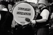 BAGPIPE Bass-Drum