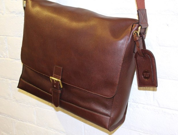 The Leather Boutique Portfolio Bag