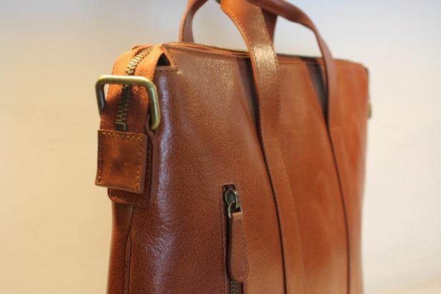 The Leather Boutique Unisex Bag