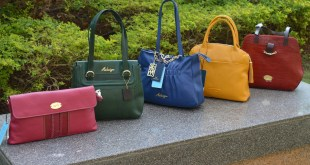Hidesign Colorful Leather Bags