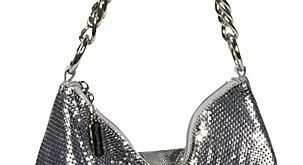 Whiting & Davis Sequin Ombre Bag