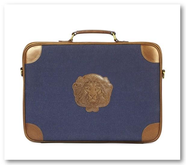Nappa Dori Briefcase