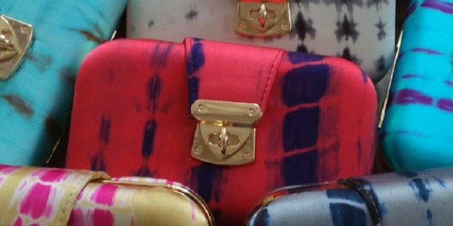 Store Eva Tie And Dye Clutches