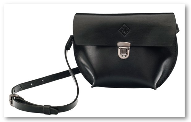 Raff Vega Genuine Leather Sling Bag