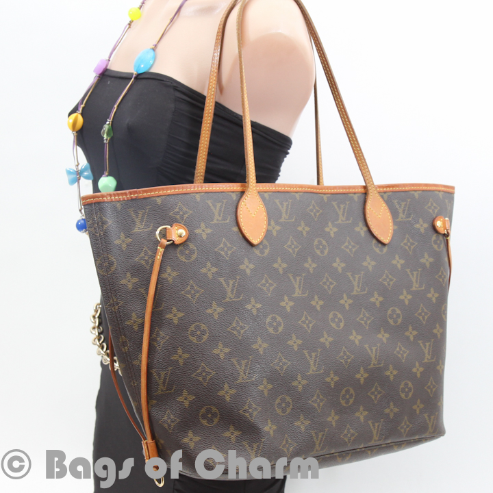 louis vuitton monogram neverfull tote lvjp573