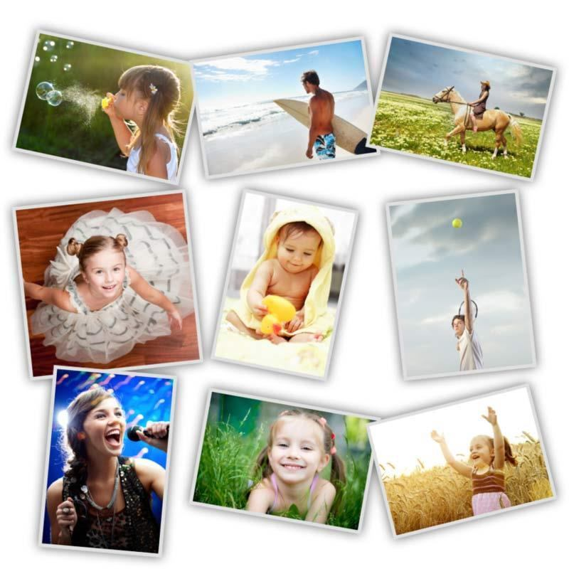 Free Photo Collage Download. Make Collage Online With Bags Of Love