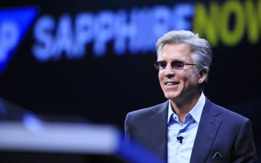 CEO da SAP apresenta o novo CRM da empresa, o SAP C/4Hana