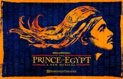 Prince of Egypt comédie musicale réouverture à Londres en juillet
