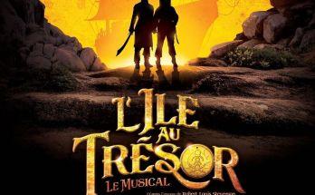 L'Île au Trésor, Le Musical