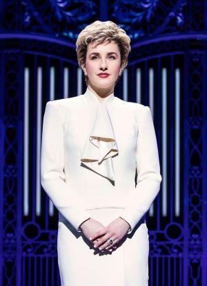 La comédie musicale sur Diana sort en film sur Netflix en octobre 2021.