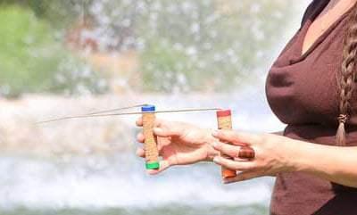 Les 21 exemples d'utilisation des Baguettes Coudées de radiesthésie