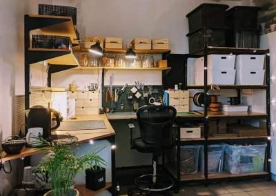 atelier production baguettes sensitives