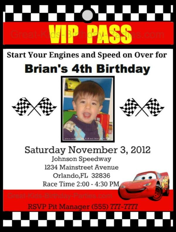 disney birthday invitations free