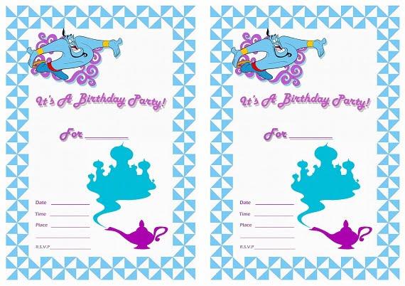 birthday invitations free templates