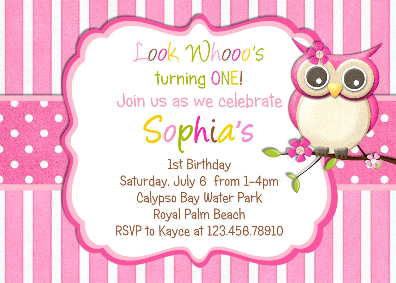 make printable birthday invitations online for free