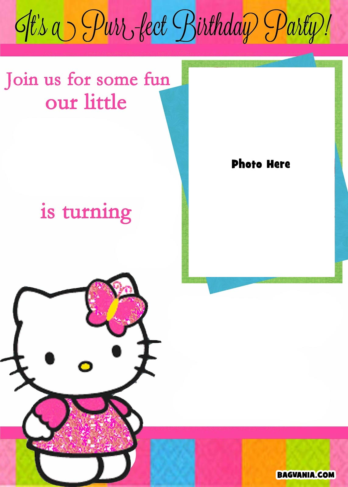 collections of birthday invitation