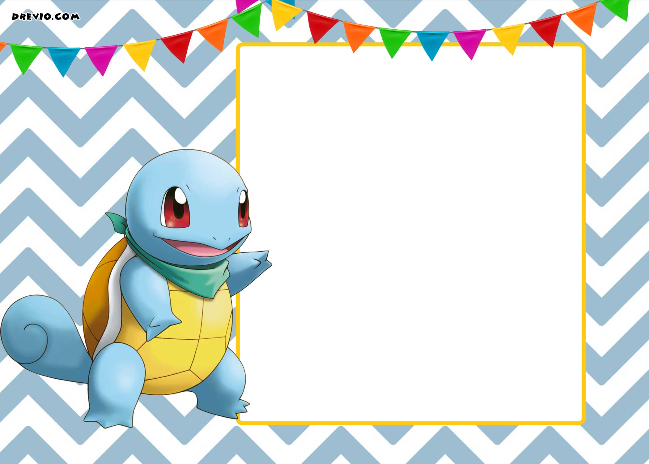 Template Party Invitations Roblox Birthday