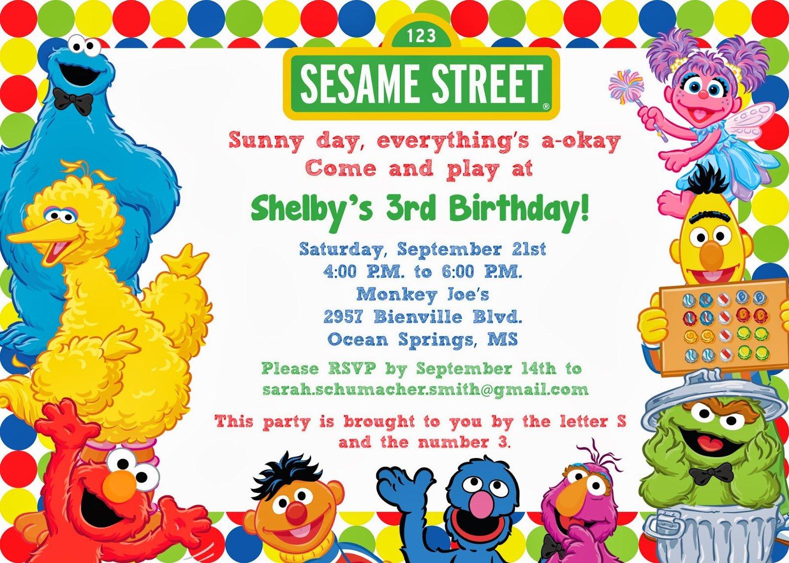 Childrens Birthday Invitations
