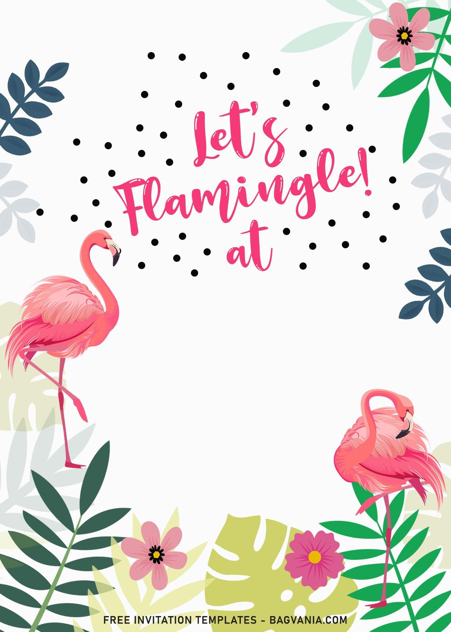 8 adorable flamingle flamingo themed