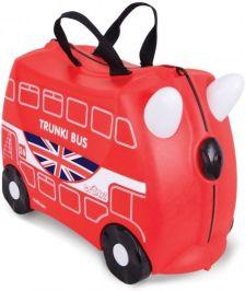 Παιδικη Βαλιτσα Boris Bus Trunki 0186-GB01