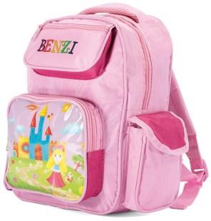 Τσαντάκι Νηπιαγωγείου Benzi BZ4247 Ροζ