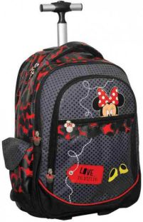 daa108f7ad Τσάντα Trolley Δημοτικού Minnie Gim 340-57074
