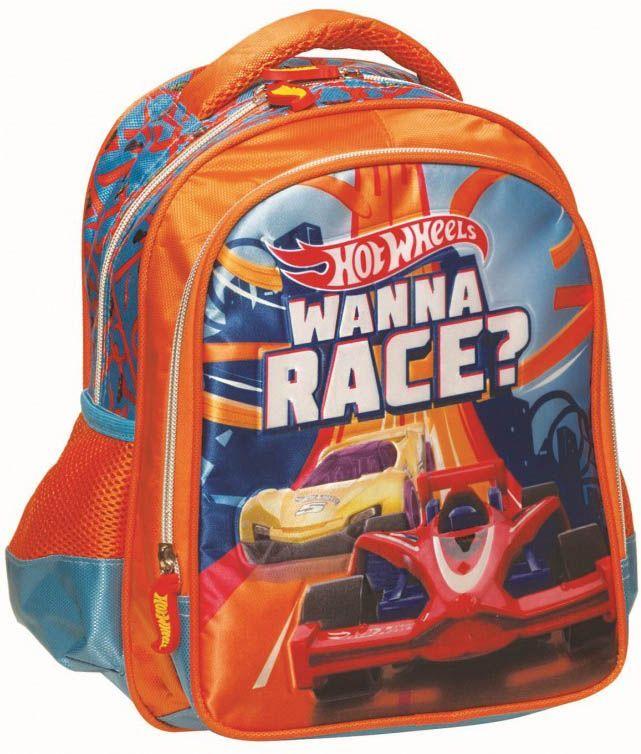 Τσάντα Νηπιαγωγείου Hot Wheels Gim 349-23054