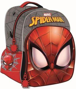 16bd204910b Τσάντα Νηπιαγωγείου Spiderman Face Gim 337-73054