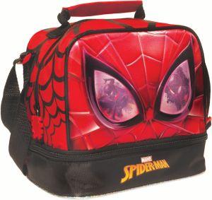 9b1c4b6669 Τσαντάκι Φαγητού Spiderman Face Gim 337-73220