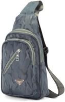 Τσάντα Χιαστί Sling Benzi BZ5288 Γκρι