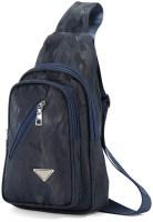 Τσάντα Χιαστί Sling Benzi BZ5288 Μπλε
