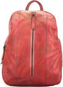 Δερμάτινη Τσάντα Πλάτης Armando Firenze Leather 68029 Σκουρο Κόκκινο