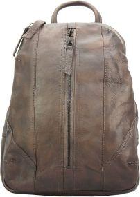 Δερμάτινη Τσάντα Πλάτης Armando Firenze Leather 68029 Σκουρο Καφε