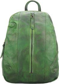 Δερμάτινη Τσάντα Πλάτης Armando Firenze Leather 68029 Σκουρο Πρασινο