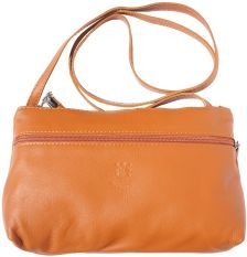 Δερματινο Τσαντακι City Firenze Leather 8650 Μπεζ